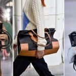 La nouvelle façon de porter votre sac à main