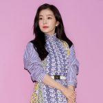 Le look Prada d'Irene, membre de Red Velvet, a une touche verte