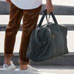 Quel sac pour homme à emporter en vacances