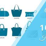 Votre guide complet de 10 formes de sacs à main à la mode - Tous les sacs en ligne