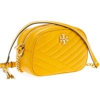 Jacques Loup FR - Camera Bag - Sac matelassé en cuir avec logo double T - jaune  sacs de marque en promos