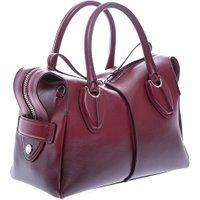 Jacques Loup FR - D-Styling Mini - Sac en cuir dégradé de bordeaux - Bordeaux  sacs de marque en promos